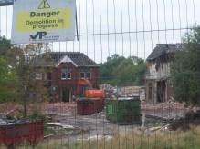 Westhulme Hospital Demolition