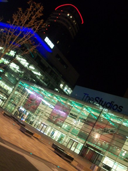 BBC at media City UK