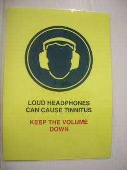Loud Noise!