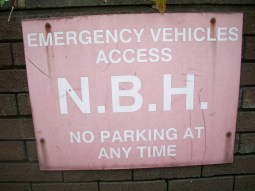 Emergency Access Only