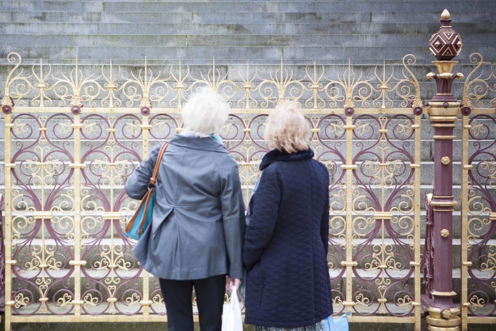 Albert Memorial. Chelsea, London