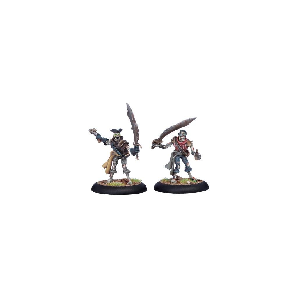 Revenant Crew Of The Atramentous Grunts