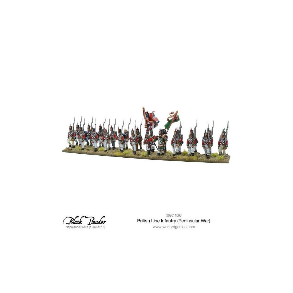 British Line Infantry Peninsular War
