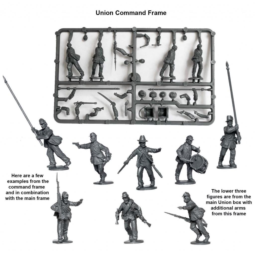 American Civil War Union Infantry 65