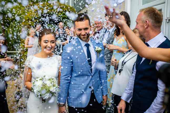St Ives Wedding Photos - 43