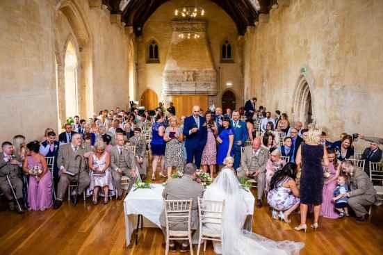 St Donats Wedding | Adrian+Rhiannon - 29