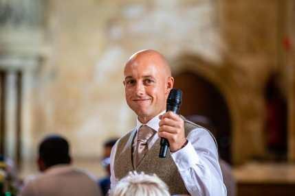 St Donats Wedding | Adrian+Rhiannon - 47