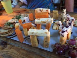 'Cheesehenge' by NatureCater. Arial photo by Ali.