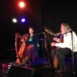 Elisa & Myrddhin play at the OBOD Summer Gathering Glastonbury 2015