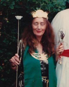 Olivia Robertson Lughnasadh 1990