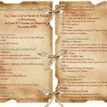 Broceliande Retreat Programme