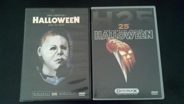 Halloween 1978 DVD Transfer – A Comparison