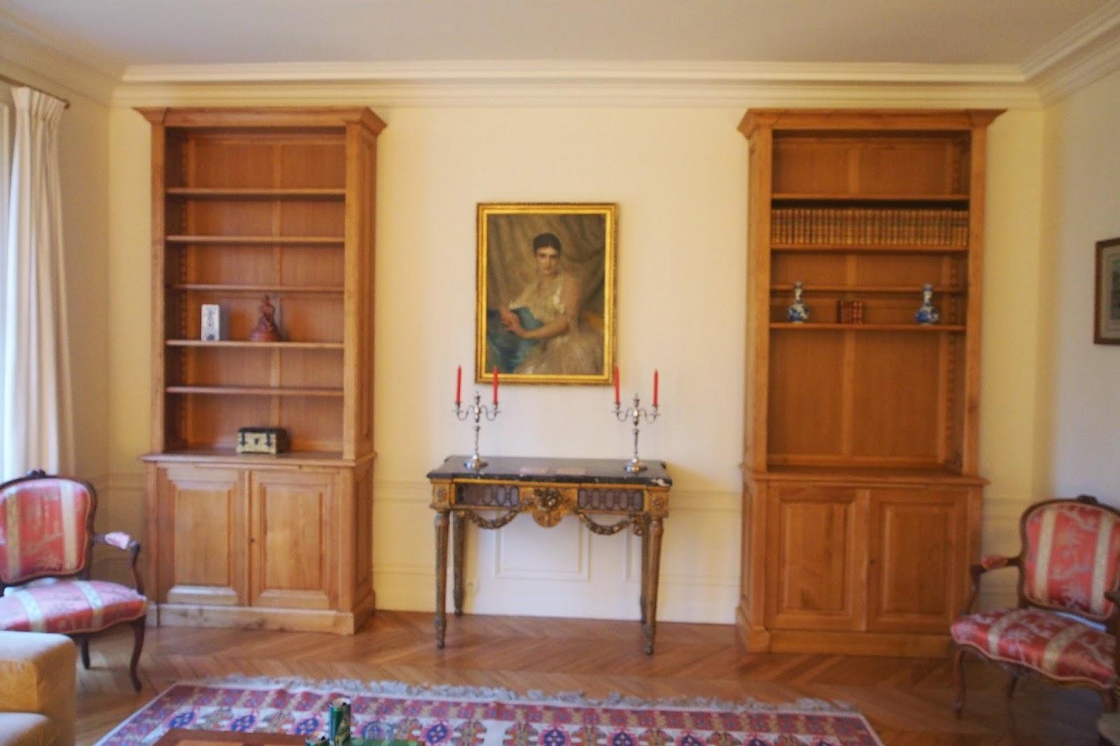 Bibliothque Et Meubles Sur Mesure Versailles Rgion