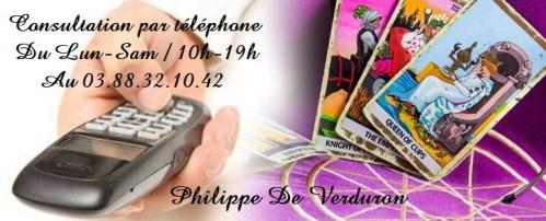 VOYANCE SERIEUSE PAR TELEPHONE, Philippe De Verduron Médium 99f0773e19b5