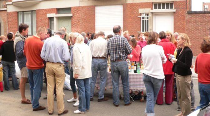 Barbecue de quartier : Dimanche 9 septembre 2012