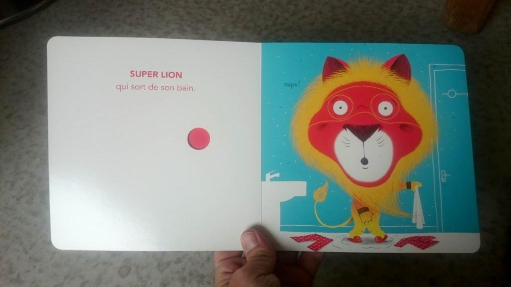 SUPER LION ET LES COULEURS 03