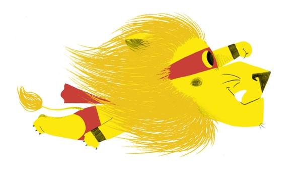 SUPER LION et les couleurs, un livre pour découvrir les couleurs avec votre enfant par le biais de jeux