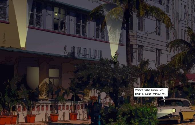 Avalon night -- Medium 90x60 229€ // Large 140x90 429€