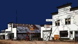 Bakers garage -- Medium 90x50 219€ // Large 140x80 429€