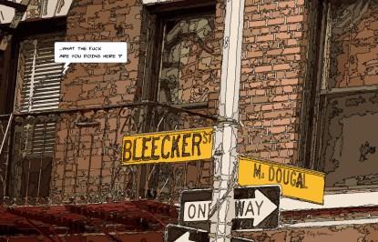 Bleecker -- Medium 100x70 259€ // Large 140x90 449€