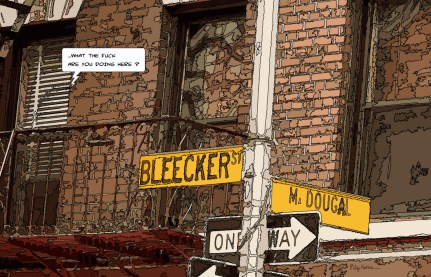 Bleecker -- Medium 100x70 259€ // Large 140x90 429€