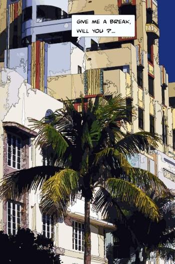 Miami // Cavalier -- Medium 60x90 229€// Large 80x120 359€