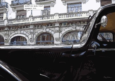 Traction Pierrot -- Medium 80x60 219€ // Large 140x100 459€