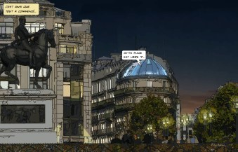 Henri IV place libre -- Medium 90x60 229€ // Large 140x90 429€