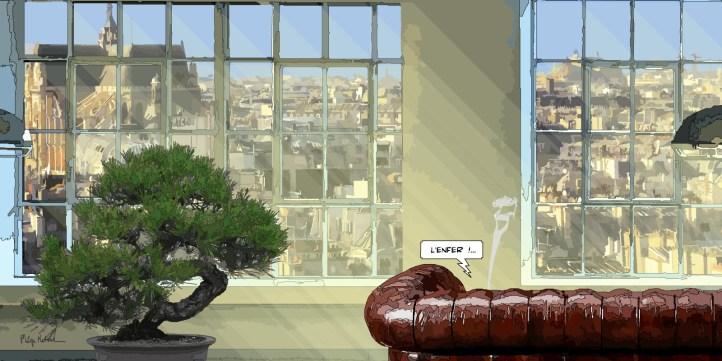 Loft bonsai Enfer -- Medium 100x50 229€ // Large 160x80 479€ // XLarge 180x90 479€