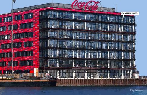 Berlin Coke DE -- Medium 90x60 229€ // Large 140x90 429€