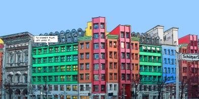 Berlin Lego FR-- Medium 100x50 229€ // Large 160x80 479€ // XLarge 180x90 579€