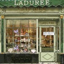 Ladurée -- Medium 80x80 239€ // Large 100x100 299€ // XLarge120x120 449€