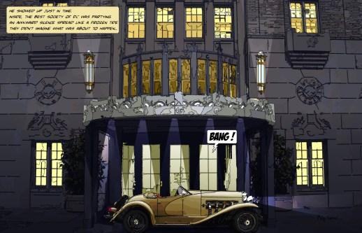 Duesenberg BANG-- Medium 100x70 259€ // Large 140x90 429€