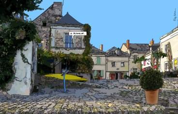 Angers // Bouchemaine -- Medium 100x70 259€ // Large 140x90 429€