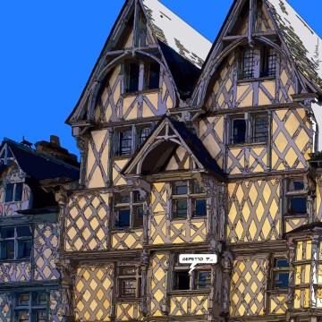 Angers // maison Adam jour -- Medium 80x80 249€ // Large 100x100 319€ // XLarge 120x120 479€