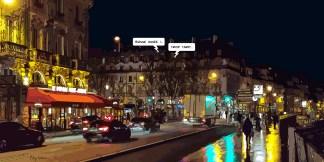 Paris // Quai St Michel -- Medium 100x50 229€ // Large 160x80 459€