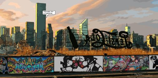 New York// Pepsi Mask -- Medium 100x50 229€ // Large 160x80 479€