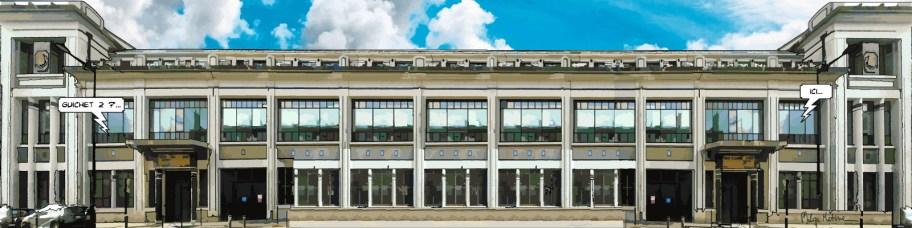 Bordeaux // Centre de Tri St Jean -- Medium 120x30 229€ // Large 160x40 359€ // XLarge 200x50 499€