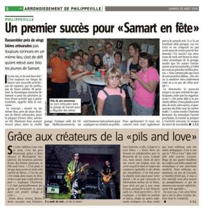 L'Avenir 29/08/15