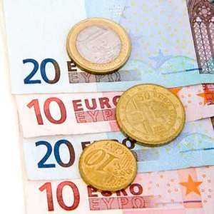 Paid for in Euros