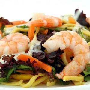 Filipino SINISANG Recipe Shrimps