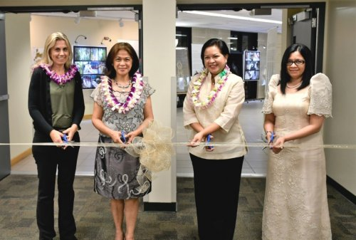 HIBLA1 - Hibla ng Lahing Filipino Exhibit Opens at UH Mānoa Hamilton Library
