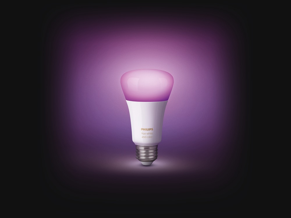 ampoules connectees philips hue