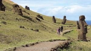 Moaïs de Rapa Nui