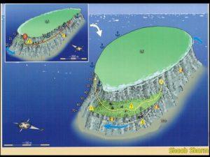 Shaab Sharm - Plan Général