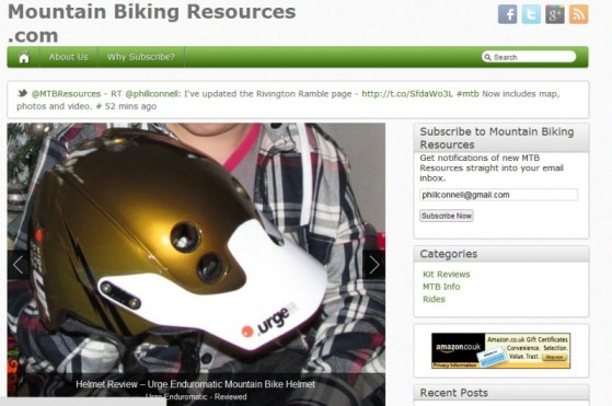 Mountain Biking Resouces .com