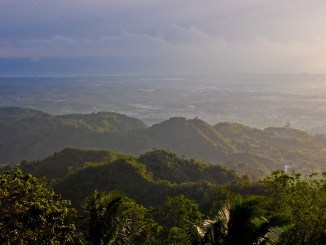 Baguio mountains Luzon