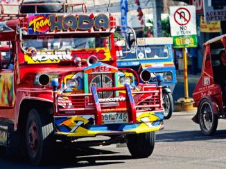 Philippines Jeepney, culture, Manila, Cebu