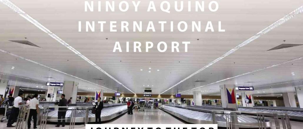 NAIA ninoy aquino international airport manila philippines travel