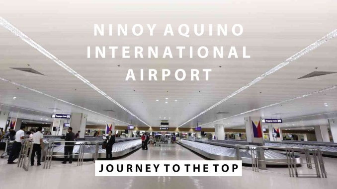 NAIA ninoy aquino international airport manila philippines travel